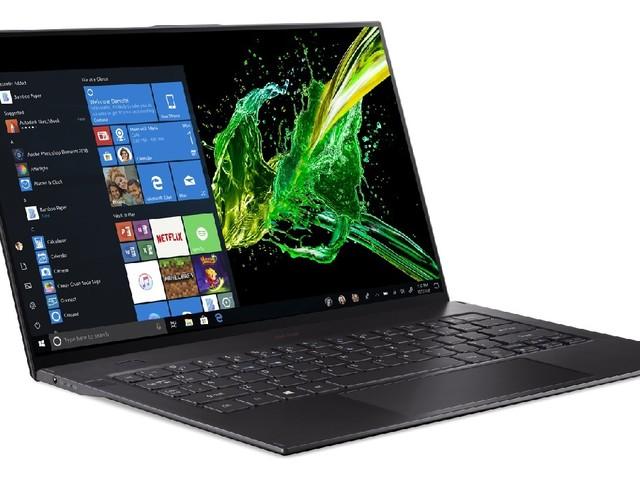 Bon plan : un ultraportable Acer Swift 7 Core i7 à 1499 euros