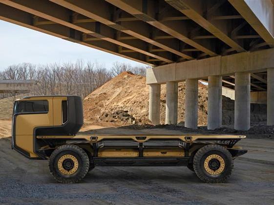 SURUS : un camion multifonction à hydrogène pour l'armée américaine