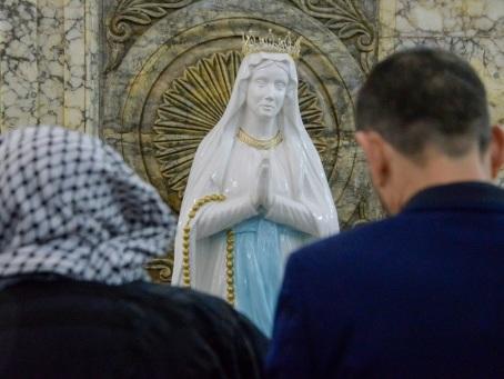 Pour les chrétiens d'Irak, mieux vaut se languir du pays qu'y mourir