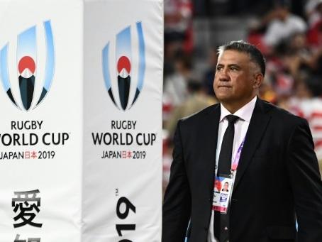 Rugby: le coach du Japon, Jamie Joseph, reste jusqu'en 2023