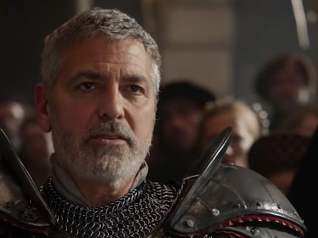 George Clooney parodie Game of Thrones pour son retour chez Nespresso