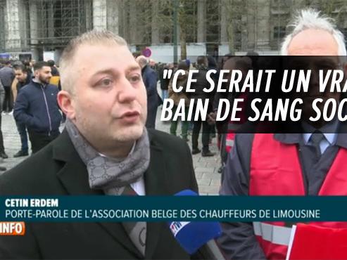 """Procès Uber contre taxis bruxellois: les """"chauffeurs de limousines"""" s'en mêlent"""