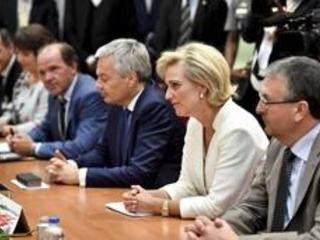 Mission économique en Côte d'Ivoire - Didier Reynders annonce la conclusion d'un accord de coopération avec la Côte d'Ivoire
