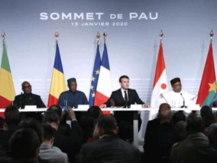 Pau : La France et les États du G5 définissent un nouveau cadre dans la lutte contre le terrorisme