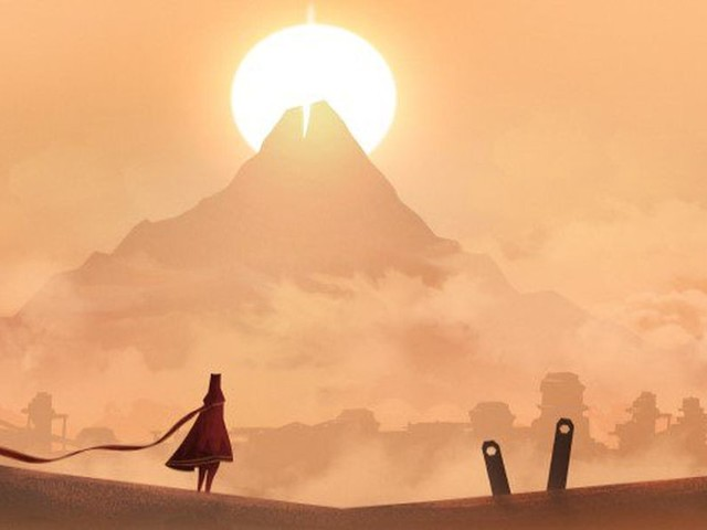 Le superbe Journey débarque par surprise sur iOS (sortie App Store)