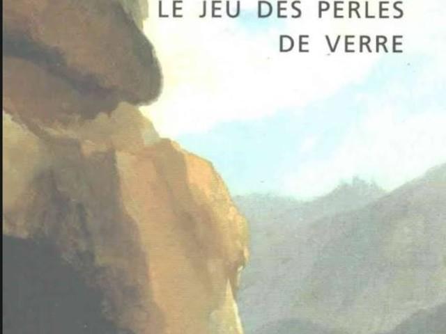 """Henri Atlan au sujet du livre """"Le jeu des perles de verre"""" de H.Hesse : """"une province imaginaire où la valeur suprême est la connaissance"""""""