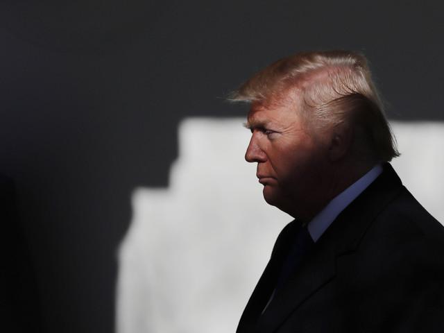 Un an de Donald Trump à la Maison Blanche, c'est beaucoup de Gifs marquants