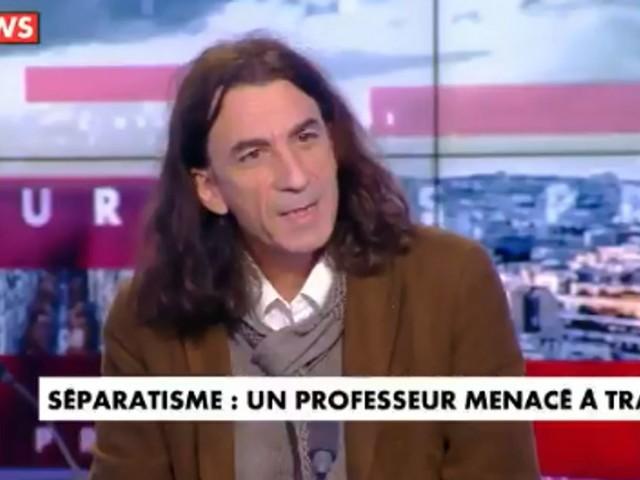 """À Trappes, une enquête ouverte pour """"menaces"""" sur un prof ayant défendu Samuel Paty"""