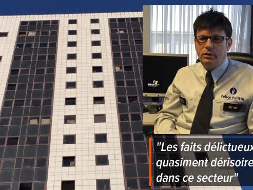 """Ascenseurs en panne, détériorations, jeunes qui squattent les communs: Marie nous raconte """"l'enfer au quotidien"""" dans un immeuble de Saint-Gilles"""