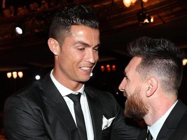 Cristiano Ronaldo sacré meilleur joueur de l'année 2017