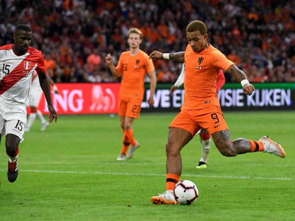 Eliminatoires Euro 2020 : le groupe des Pays-Bas et de l'Allemagne en direct