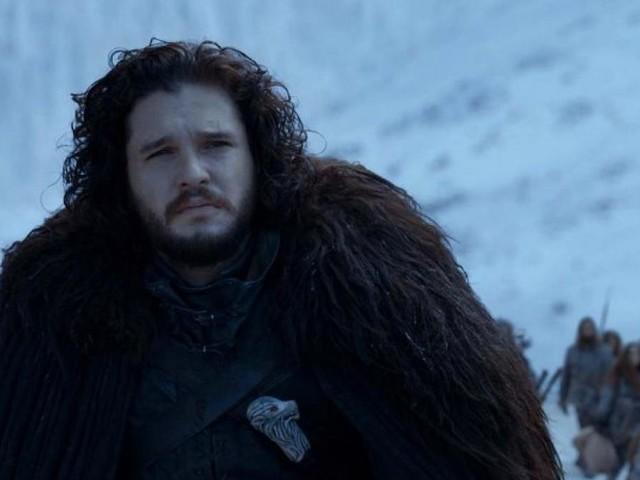 Kit Harington réagit à la seule nomination de Game of Thrones aux Golden Globes