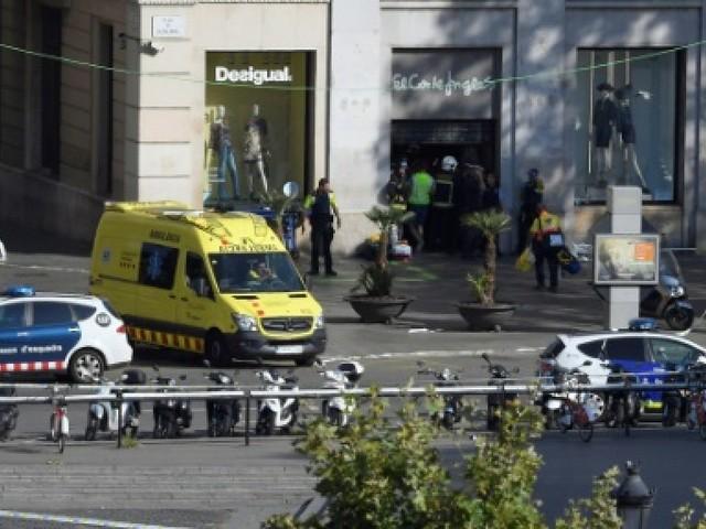 Espagne: après les attentats, la presse sportive se refuse à parler de sport