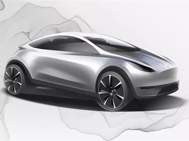 Tesla Model C : la concurrente directe de la Volkswagen ID.3 sera produite en Chine