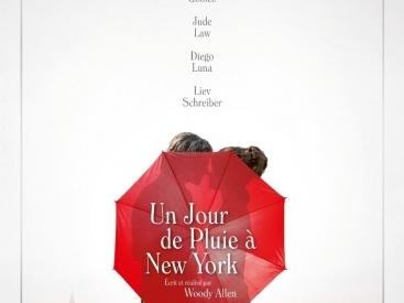 """Woody Allen en ouverture du 45ème Festival du Cinéma Américain de Deauville avec """"Un jour de pluie à New York"""""""
