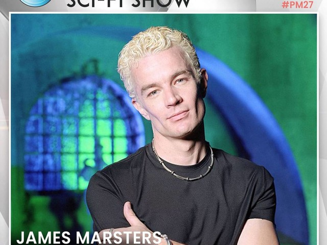 """James Marsters de """"Buffy contre les vampires"""" présent à Paris Manga & Sci-Fi Show"""
