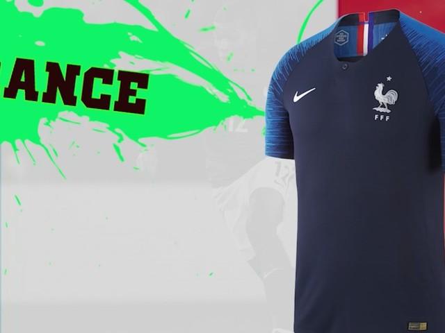 Coupe du Monde de football 2018: à quoi ressembleront les maillots de votre équipe préférée?