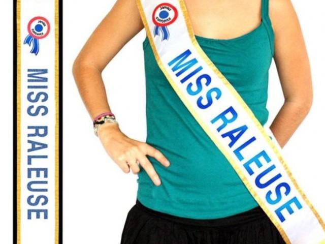 Echarpe Miss Râleuse - 8,50 €