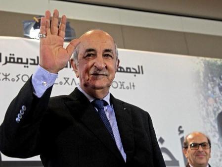 Election présidentielle en Algérie - L'armée félicite le nouveau président Tebboune