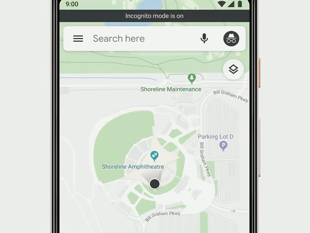 Comment activer la navigation privée sur Google Maps