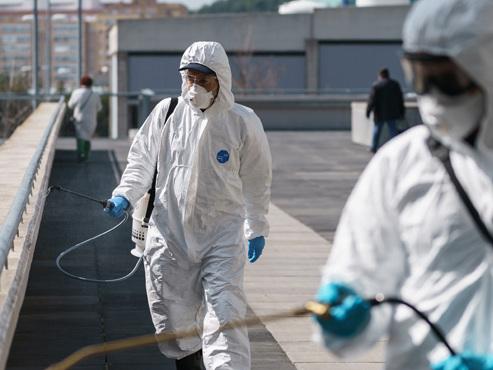 Coronavirus - BILAN MONDIAL: un tiers de l'humanité est désormais confinée, plus de 18.000 morts au total