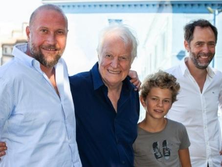 """François Damiens touchant en père dépassé dans """"Fourmi"""""""