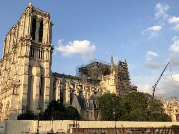 Notre-Dame de Paris: la Russie participera-t-elle à la reconstruction?