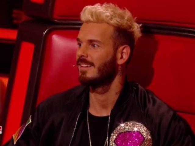"""M. Pokora sauve Nico dans """"The Voice"""", des téléspectateurs y voient du favoritisme"""