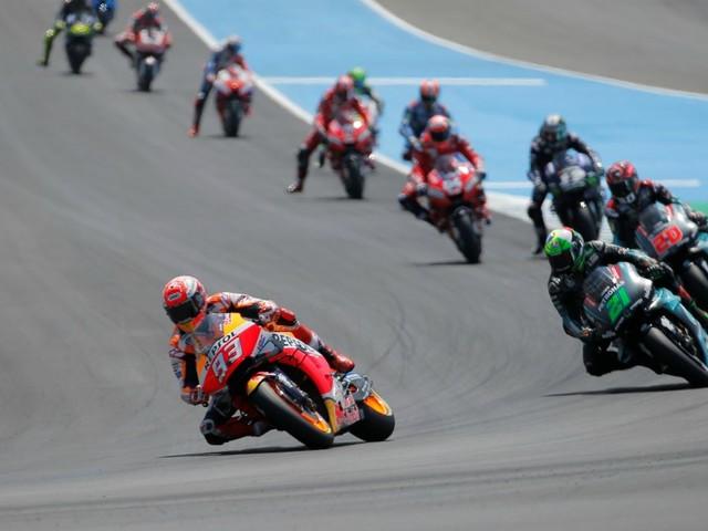GP Allemagne-Qualifs MotoGP: Quartararo 2e derrière Marquez