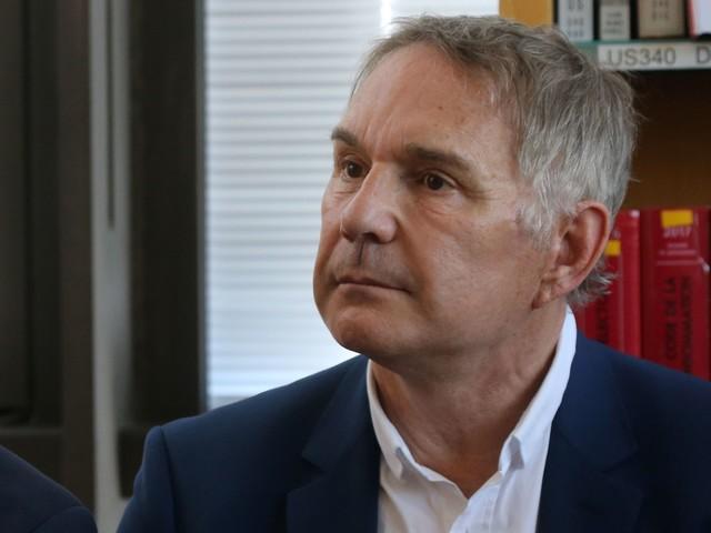 """Patrick Vignal, député LREM : """"Repoussons la hausse des taxes sur le carburant"""""""