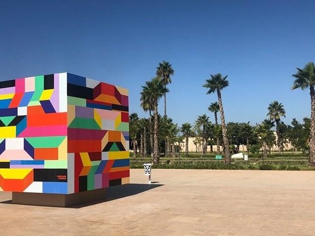 Rabat: Du street art pour embellir le parc Hassan II