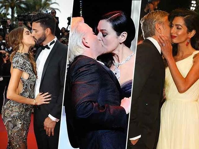Nabilla Benattia, Monica Bellucci, George Clooney... bons baisers du festival de Cannes !
