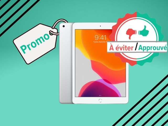 Avant le Black Friday, le nouvel iPad (2019) d'Apple en promo sur Amazon, on valide ou pas?