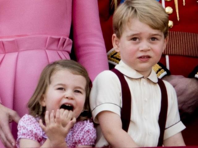 Princesse Charlotte et prince George gourmands, découvrez leur plat préféré !