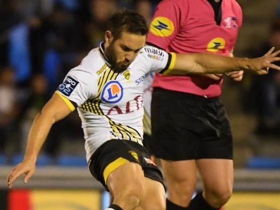 Rugby - Pro D2 - Mont-de-Marsan - Christophe Loustalot (Mont-de-Marsan) : «Aller jouer une demi-finale au stade Aimé-Giral, ce serait magnifique»