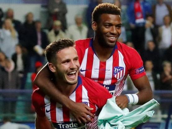 Foot - Supercoupe - Atlético - Thomas Lemar (milieu de l'Atlético de Madrid) : «La plus belle des choses»