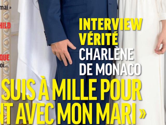 Charlène de Monaco, enfant caché, son message de soutien à Albert «Mille pour cent avec lui» (photo)