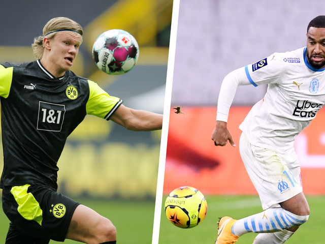 Football - Transferts - Le journal du mercato : Dortmund inflexible sur Haaland, Amavi prolonge à l'OM