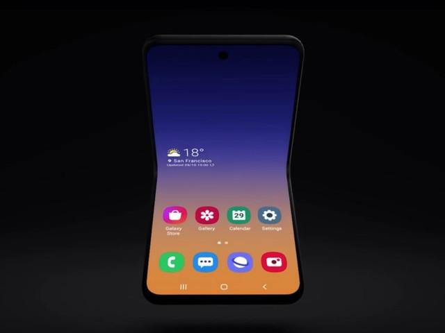 Le Galaxy Fold 2 pourrait être lancé en 2020, mais avec un processeur de 2019