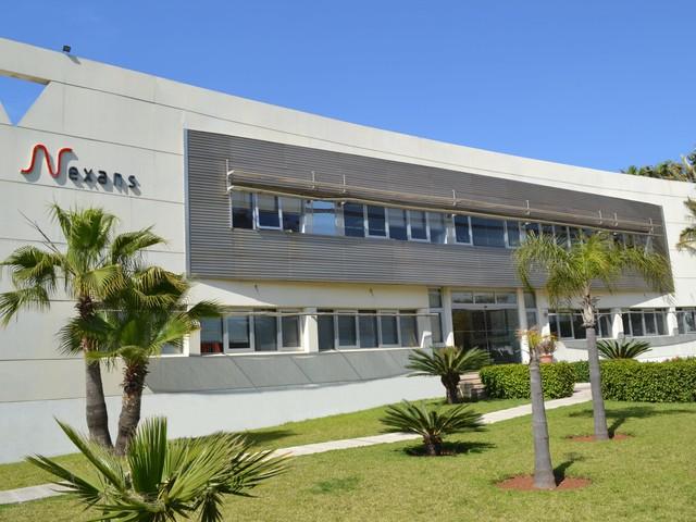 Fibre optique : Nexans inaugure une nouvelle usine au Maroc