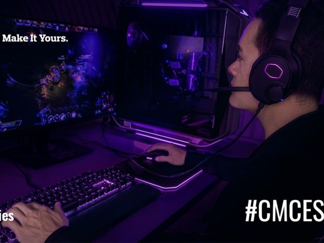 CES 2018 – Cooler Master dévoile son casque gaming MH850
