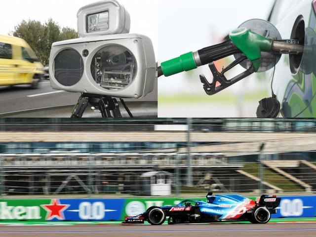 Grand Prix de Russie de F1, prix des carburants, radar de chantier qui flashe à tout-va… les immanquables du 24 septembre