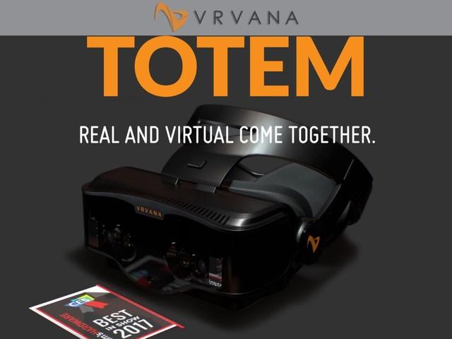 L'acquisition de VRvana par Apple laisse entendre le développement d'un casque AR