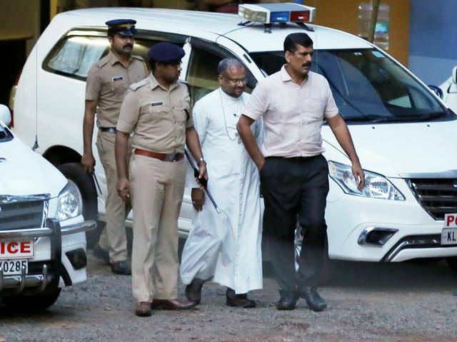 Début du procès pour viol de l'évêque indien MgrFranco Mulakkal