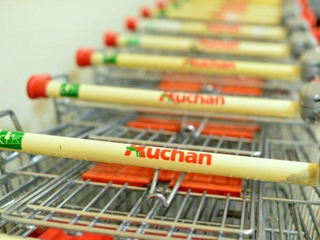Auchan, acculé financièrement, vend ses magasins en Italie