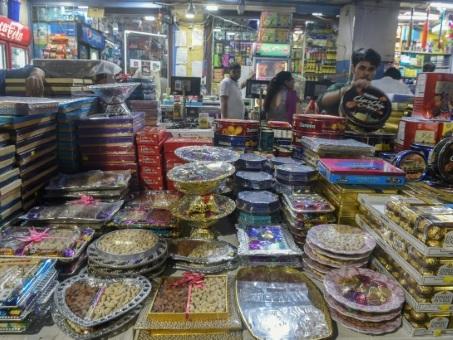 En Inde, des ventes de Diwali moroses