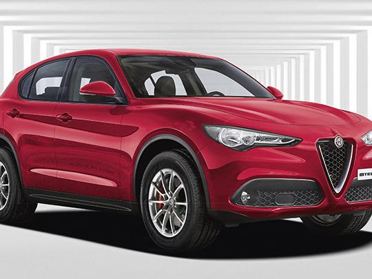 Tout comme pour la Giulia, Alfa Romeo lance le Stelvio Edizione