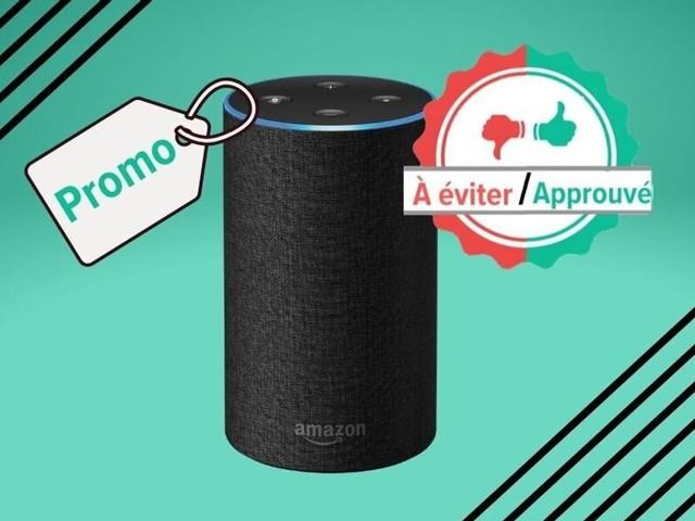 Avant le Black Friday, l'Amazon Echo 2 en promo est une bonne affaire?