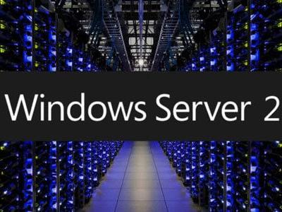 Windows Server 2019 : installer l'outil de sauvegarde