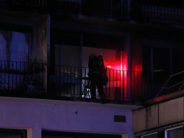 Incendie dans un bâtiment annexe de l'hôpital Henri-Mondor à Créteil : un mort